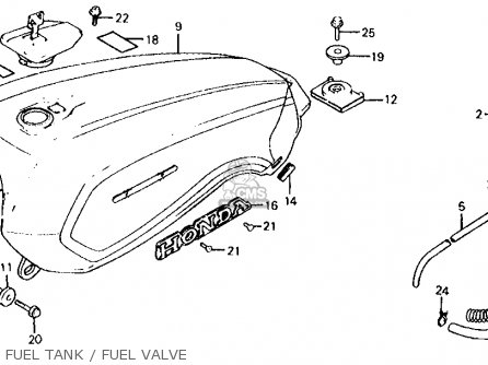 Honda VF700S SABRE 1985 (F) USA CALIFORNIA parts lists and