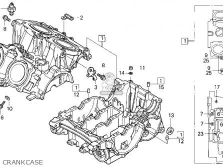 1994 Honda Magna Wiring Diagram Honda Magna Frame Wiring