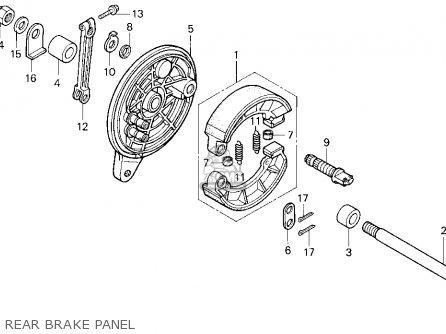 Honda VF750C MAGNA 1995 (S) USA CALIFORNIA parts lists and