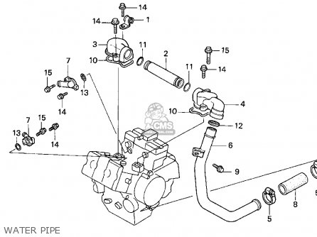 Honda VF750C2 MAGNA DELUXE 1997 (V) USA CALIFORNIA parts