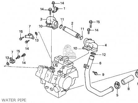 Honda VF750CD MAGNA DELUXE 1995 (S) USA CALIFORNIA parts