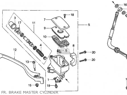 Wiring Diagram For 1983 Honda Cb550, Wiring, Free Engine