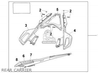 Honda VFR1200F 2010 (A) ENGLAND / MKH parts lists and