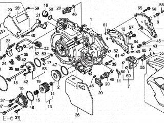 Honda VFR1200FD 2010 (A) JAPAN SC63-100 parts lists and
