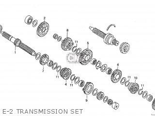 Honda VFR400R NC30 1992 SP HRC JAPAN parts lists and