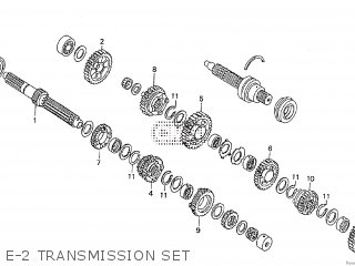 Honda VFR400R NC30 1992 SS HRC JAPAN parts lists and