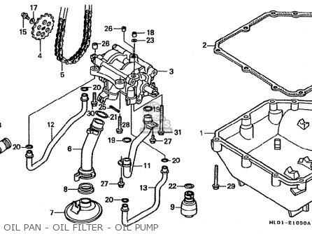 Honda Vfr400z Nc21-102 1987 (h) Japan parts list