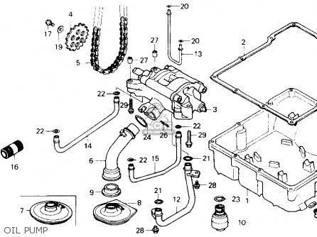 Honda VFR700F INTERCEPTOR 1986 (G) USA CALIFORNIA parts