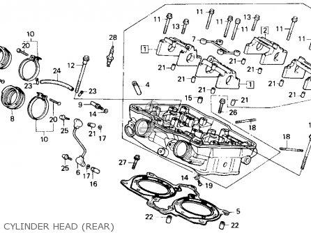Honda Shadow Vt1100c Wiring Diagram Light