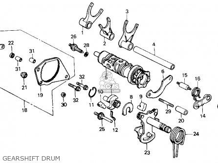 Honda VFR700F2 INTERCEPTOR 1986 (G) USA CALIFORNIA parts