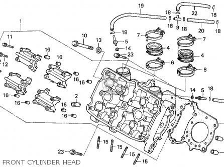 Harley Davidson Cylinder Head Diagram Kawasaki Cylinder
