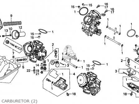 Honda VFR750F INTERCEPTOR 1987 (H) EUROPEAN DIRECT SALES