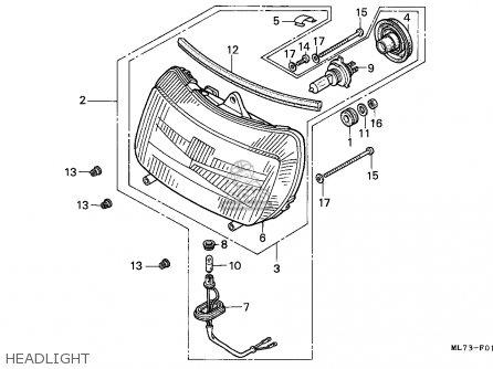 Honda VFR750F INTERCEPTOR 1987 (H) SPAIN / KPH parts lists