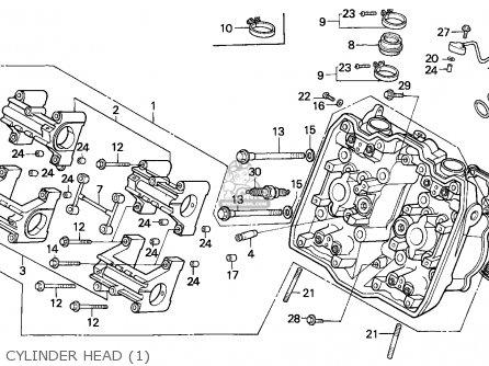 Honda VFR750F INTERCEPTOR 1989 (K) GERMANY / KPH parts