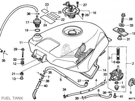 Honda VFR750R RC30 1990 (L) ENGLAND parts lists and schematics