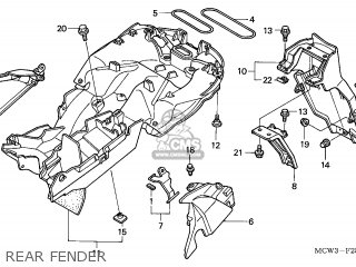 Honda VFR800 2002 (2) ENGLAND parts lists and schematics