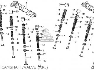 Honda VFR800 INTERCEPTOR 2002 (2) CALIFORNIA parts lists