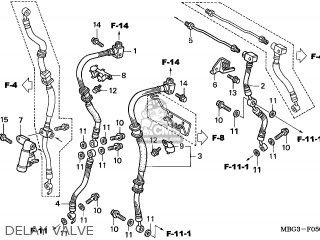 Honda Vfr800fi 1998 (w) England parts list partsmanual