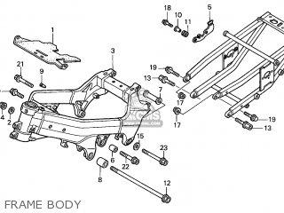 Honda Vfr800fi 1999 France parts list partsmanual partsfiche