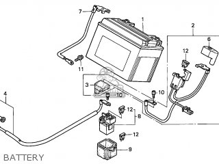 Honda VFR800FI 1999 (X) FRANCE parts lists and schematics