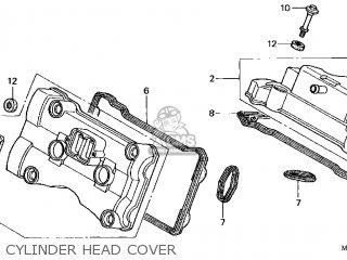 Honda VFR800FI INTERCEPTOR 2000 (Y) USA CALIFORNIA parts