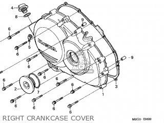 Honda VFR800FI INTERCEPTOR 2001 (1) CALIFORNIA parts lists