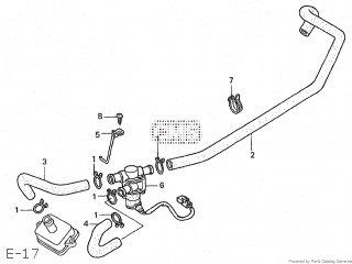 Honda VFR800FL 1998 (W) JAPAN parts lists and schematics