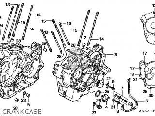 Honda VT1100C 2006 (6) USA parts lists and schematics