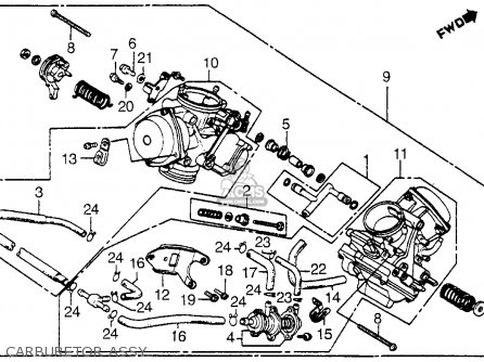 Wiring Diagrams Honda Shadow 1100 2005. honda shadow