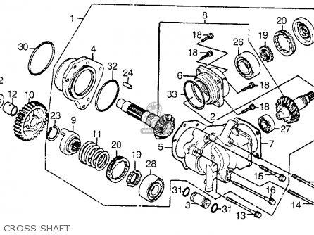 Honda Vt1100c Shadow 1100 1986 (g) Usa California parts