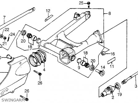Honda Cb550f Wiring Diagram Honda Cl360 Wiring Diagram