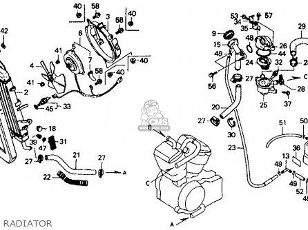 Honda Vt1100c Shadow 1100 1987 Usa parts list partsmanual