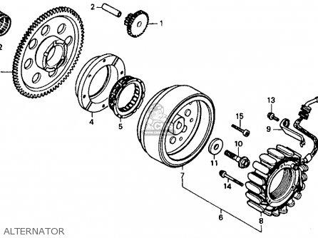 Honda Vt1100c Shadow 1100 1989 (k) Usa California parts