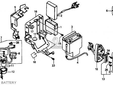 Honda Vt1100c Shadow 1100 1990 (l) Usa California parts