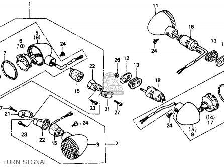 1985 Honda Vt500 Wiring Diagram. 1985. Wiring Diagram