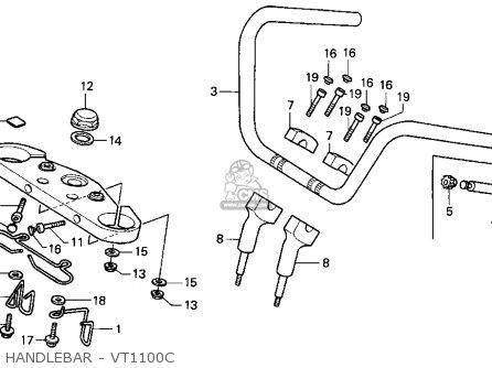 Motorcycle Handlebar Kit Complete Turn Signal Motorcycle