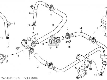 Honda Goldwing 1800 Parts Diagram Wiring Diagrams