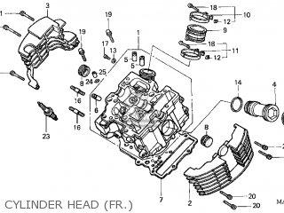 Honda Vt1100c Shadow 1100 1998 (w) Usa California parts
