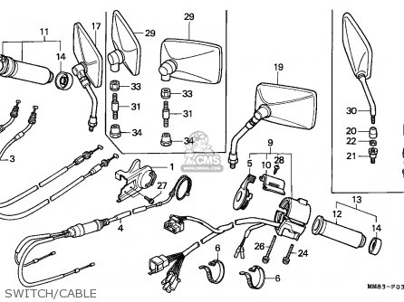 1988 Harley Sportster Wire Diagram