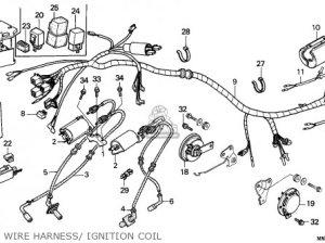 Honda Vt1100c Shadow 1994 Canada  Kph parts list partsmanual partsfiche