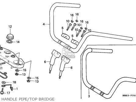 Honda VT1100C SHADOW 1994 (R) EUROPEAN DIRECT SALES / KPH