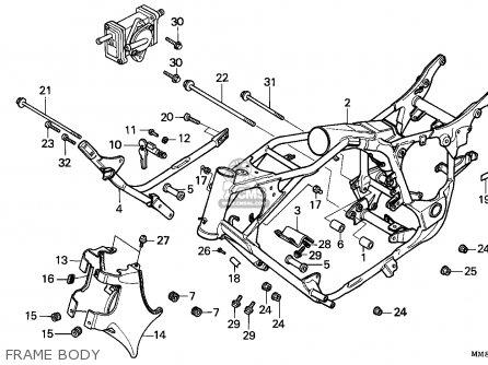Honda VT1100C SHADOW 1994 (R) GERMANY / KPH parts lists