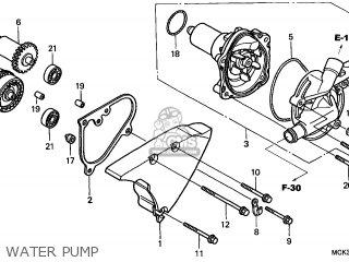 Honda VT1100C2 SHADOW 2001 (1) CANADA / KMH parts lists