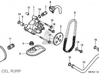 Honda VT1100C2 SHADOW SABRE 2000 (Y) USA parts lists and