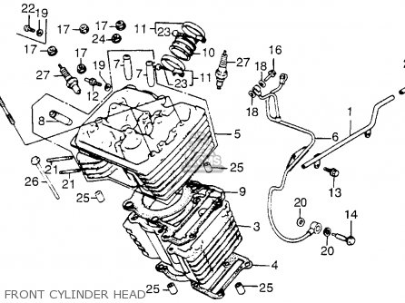 Honda Vt500c Shadow 500 1983 (d) Usa parts list
