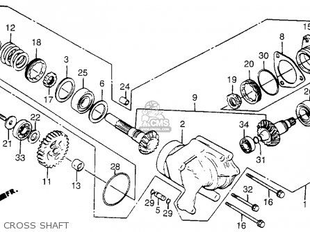 Honda Shadow Wiring Diagram