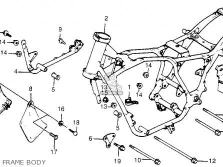 Honda Vt500c Shadow 500 1985 Usa parts list partsmanual