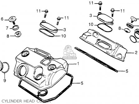 Honda VT500FT ASCOT 1984 (E) USA CALIFORNIA parts lists