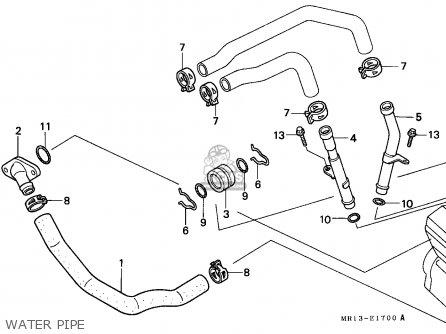 Rc51 Wiring Diagram Suzuki Motorcycle Rectifier Diagram