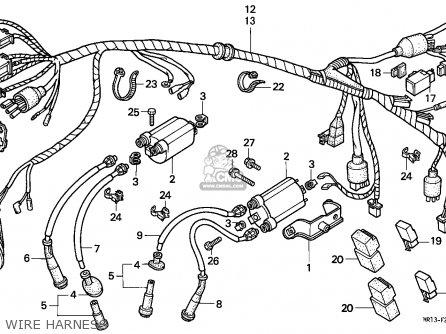 Honda VT600C SHADOW 1990 (L) SWEDEN / KPH parts lists and